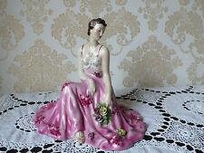 ART deco porcellana personaggio Royal Dux Czechoslovakia FIGURINE PORCELAIN Royal Dux