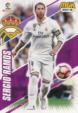 384 SERGIO RAMOS ESPANA REAL MADRID BASE CARD CARTA MGK 2018 PANINI
