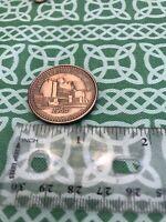 Pennsylvania Farm Show Building 1968 Coin Token FREE SHIPPING