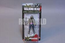 McFarlane The Walking Dead  MICHONNE W/ Ponco  Series 3 Action Figure  #A4-Q2