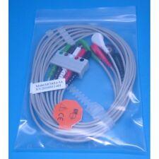5 Lead Wire EKG / ECG Set For Siemens / Drager Monitors