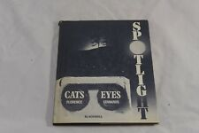 RARE - SPOTLIGHT CATS EYES BY FLORENCE EDWARDS - STORY OF REFLECTIVE ROAD STUDS