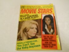 Nancy Sinatra, Rock Hudson, Joan Blondell - Movie Stars Magazine 1969