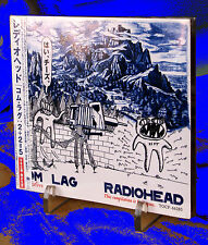 Radiohead , Com Lag ( 2Plus2isFive )   ( CD_Digipack_Japan )