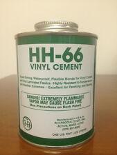 Hh-66 Vinyl Cement - Pint Can - Truck Tarp Repair - Vinyl Repair -Free Shipping