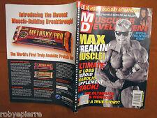 Muscular Development september 2001 rivista bodybuilder magazine Tylene Buck