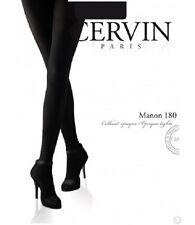 Cervin, Tights Hot Soft Opaque Black 180 Deniers Part manon 180