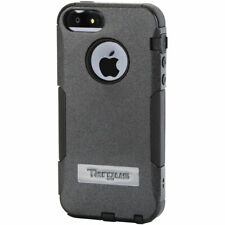 Targus TFD003US SafePORT Rugged Case & Screen Protector for iPhone 5 - Black