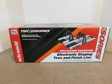 Auto World Pro Racing Dragstrip Electronic Staging Tree And Finsh Line NEW