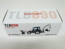 1:50 TEREX TLB890 Backhoe Terex TLB 890 Tractor Loader Backhoe