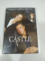 Castle Settimo Stagione 7 Completa - 6 X DVD Castellano English Regione 2