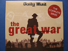 THE GREAT WAR   PART 11 & 12 -- BBC DOCUMENTARY WW1 (1964) = PROMO =VGC