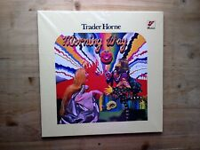 "Trader Horne Morning Way Near Mint Vinyl Record 2014 FBLP1001 7"" EP Book Poster"