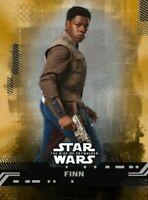 Star Wars Card Trader Digital The Rise of Skywalker Gold Finn