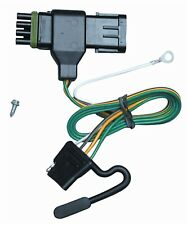 Trailer Connector Kit-Wiring T-One Connector TowReady 118315