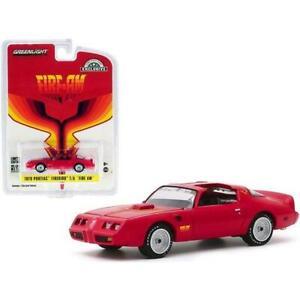 """1979 Pontiac Firebird Trans Am """"Fire Am"""" 1:64 Diecast Model - Greenlight - 30147"""