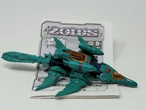 Zoids Mosasledge Model Kit #003 Z Builders Figure - Plug n Blox Toy