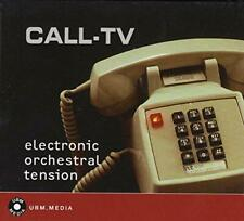 Various - Call-Tv Elettronica, Orchestral, Tension CD #G1986184