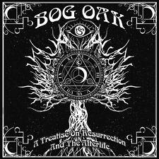 BOG OAK - A Treatise on Resurrection and the Afterlife (LIM.BLACK V.*BLACK DOOM)