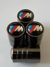 BMW Air Valve Dust Caps Voiture Roue Pneu Caps M TECH Power Sport M5 M4 M3 Titane