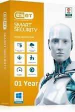 ESET Smart Security 2019 1 YEAR!  Cheapest at the market ( 365 days )