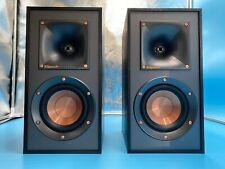 Klipsch R-41M 2-Way Bookshelf Speakers (Pair) - BLACK