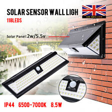 Solar Sensor Pir Outdoor Security Amp Floodlights For Sale