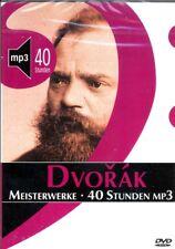 DVD Dvorak Meisterwerke 40 Stunden MP3
