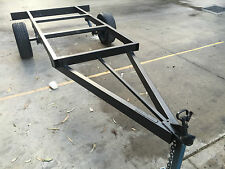 Brand new Tray top Trailer chassis SUIT 9X6FT TRAY ALSO BOX TRAILER BIKES QUADS