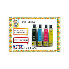 20 Ink Cartridges Use In Epson DX4200 DX4250 DX4800 DX4850 NONORIGINAL