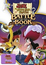 Jake & the Never Land Pirates: Battle for the Book [DVD].
