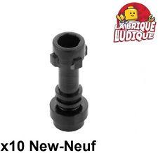 Lego - 10x minifig arme weapon lightsaber laser noir/black 64567 NEUF