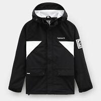 NEW Mens Timberland x Mastermind Weatherbreaker Jacket UK Large Black Coat MMW