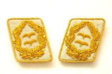 WW2 German Luftwaffe Generalleutenant Collar Tabs