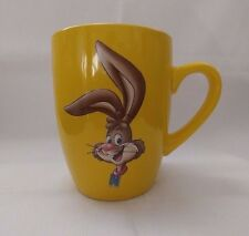 Yellow Nestle Nesquik Chocolate Milk Cup or Coffee Mug