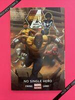 Mighty Avengers Vol 1 No Single Hero TPB Marvel 2014 NM