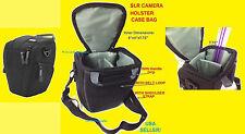 SLR HOLSTER CAMERA CASE BAG -> NIKON V3 AW1 Df D300S D610 D800 D800E D4S
