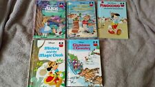 5x Walt Disney World of Books Bundle (22)