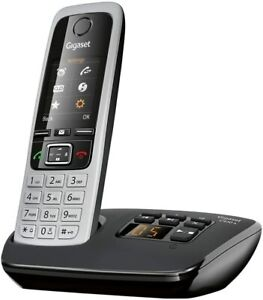 GIGASET C430A CORDLESS TELEFONO DA CASA CON SEGRETERIA TELEFONICA