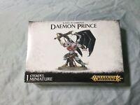 Slaves to Darkness Daemon Prince Warhammer Age of Sigmar Brand New! 83-23! NIB!