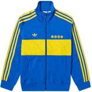 Adidas Boca Juniors 81 Track Top XL BNIBWT Argentina Maradona