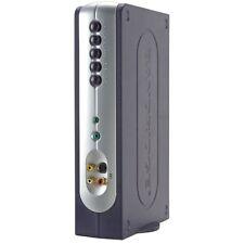 Bandridge svb7725 5 vías manual SCART umschaltbox 5 Way manuall SCART Switch