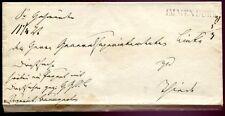 IMMENDORF 1840 ca VORPHILABRIEF nach THIEDE(C1248