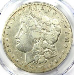 1889-CC Morgan Silver Dollar $1 - Certified PCGS Fine Details - Rare Carson City