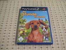 Petz Hundefreunde für Playstation 2 PS2 PS 2 *OVP*