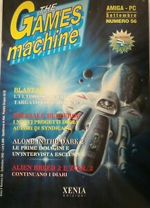 Rivista The Games Machine - TGM - nr 56 (09/1993) + Zzap! Nr 81#ebayheroes