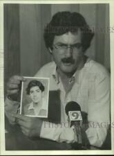 1986 Press Photo James O'Dea, Amnesty International Regional Director