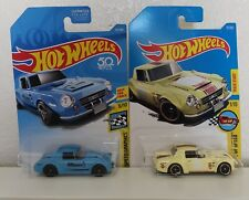 Hot Wheels - Hw Speed Graphics 1, 3/10 Fairlady 2000 55,22/365 set 2 new