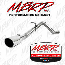 "MBRP S6157409 4"" FILTER BACK EXHAUST 2013-2017 DODGE RAM 2500 3500 6.7 DIESEL"