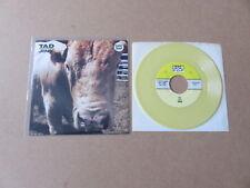 """TAD Jinx/arrabio Sub Pop 7"""" Raro 1990 Amarillo Vinilo Usa 1ST Pulsar SP80"""